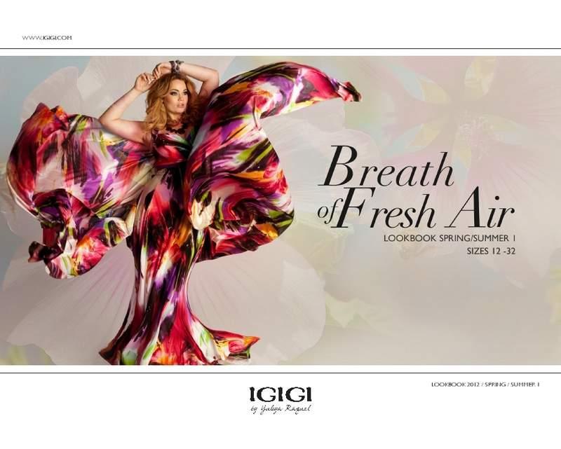 a03972177fd Igigi Spring 2012  A Breath of Fresh Air Collection