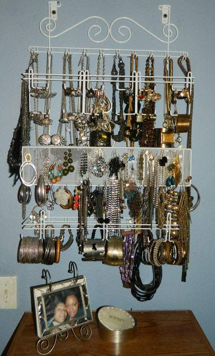How I organize my Jewelry