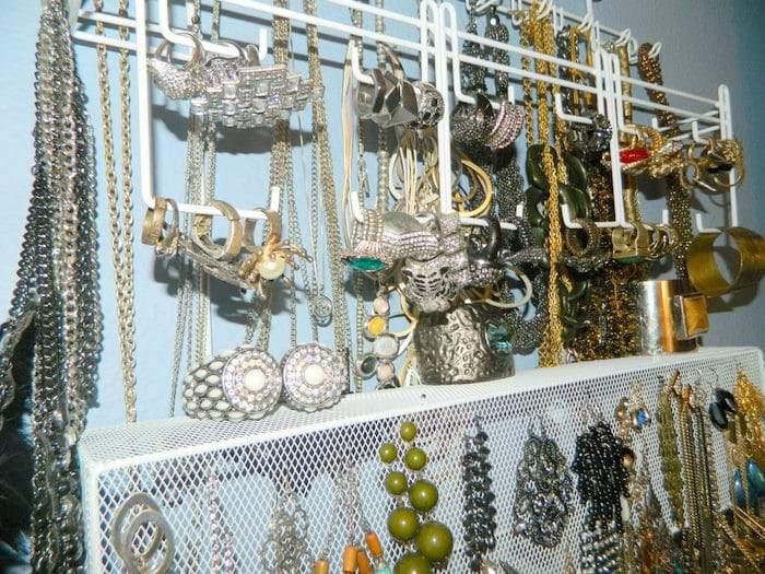 How I organize my Jewelry