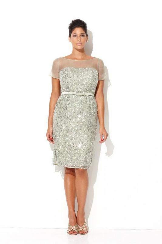 Plus Size Designer- Rani Zakhem Summer 2012