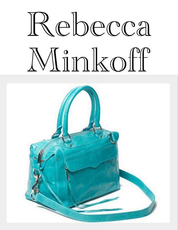 Neon Satchels by Rebecca Minkoff