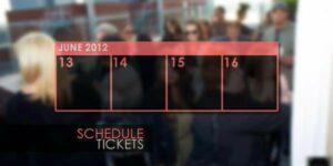 Schedule for FUll Figured Fashion Week
