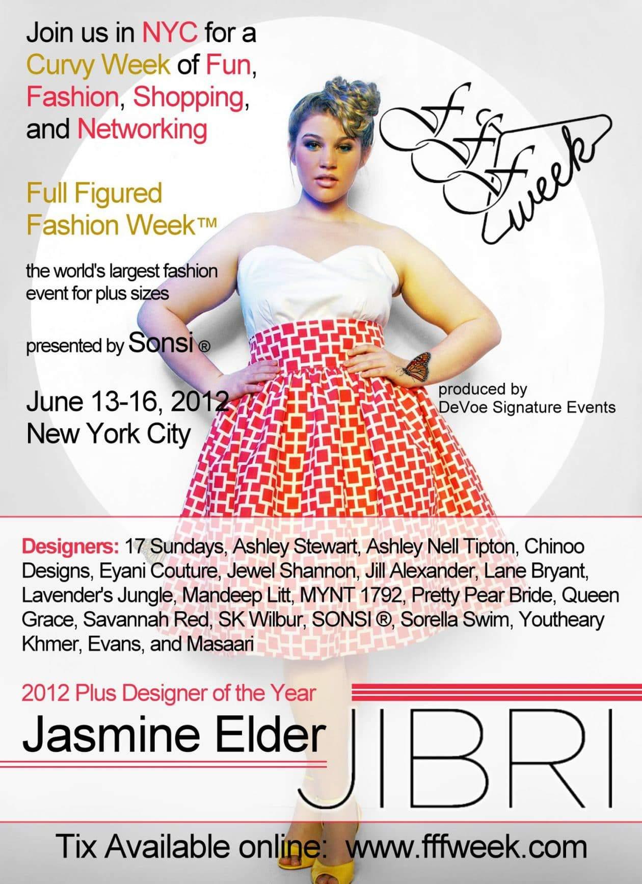 Plus Size Designers to Know: @FFFWeek Edition