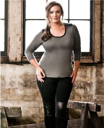 Lala Belle Fall 2012 Plus Size Australian Brand