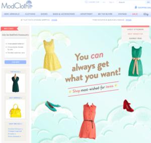 Mod Cloth announces it will create plus sizes