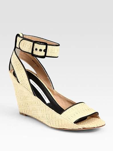DVF Senegal Shoes at Saks