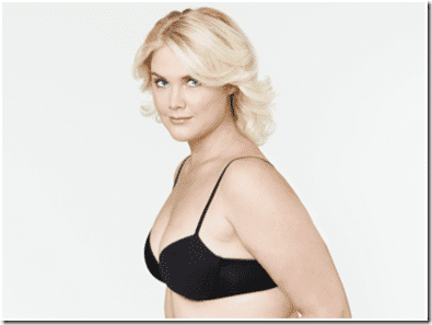 Flatter Me Bra for plus size women with small breasts
