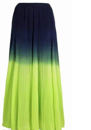JD Williams Plus Size Johanna Hope Ombre Skirt