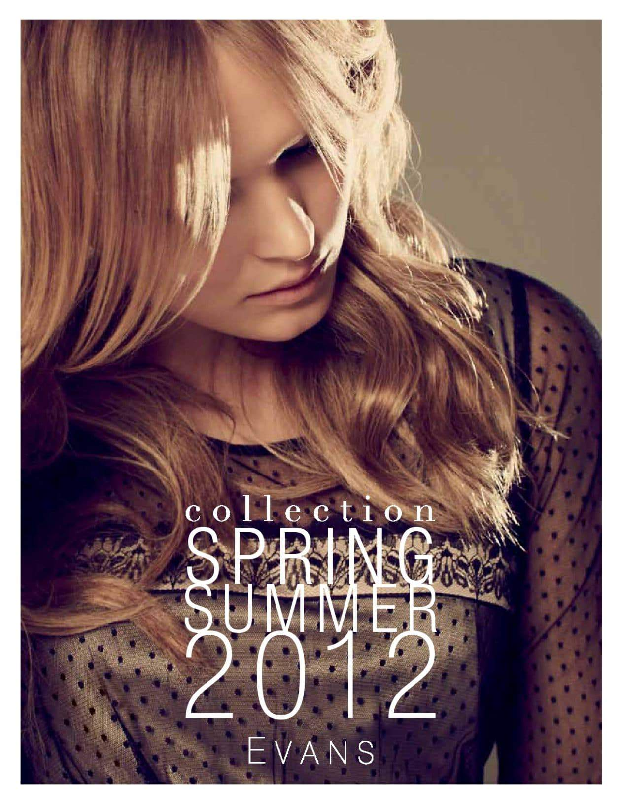The S/S Evans Collection Launches in the US on Saturday-Take a Peek!