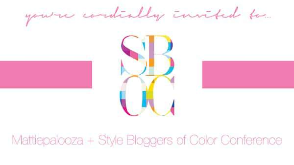 The Style Bloggers of Color Conference and Awards: I Have Been Nominated!