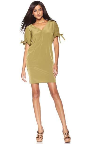 label RACHEL ROY Oversized Bow Dress