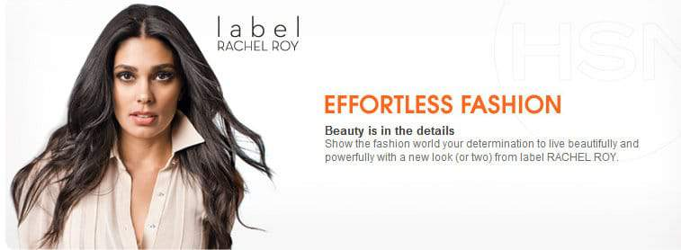 label RACHEL ROY for HSN
