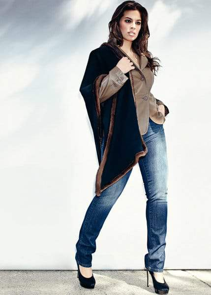 Marina Rinaldi Denim Fall 2012