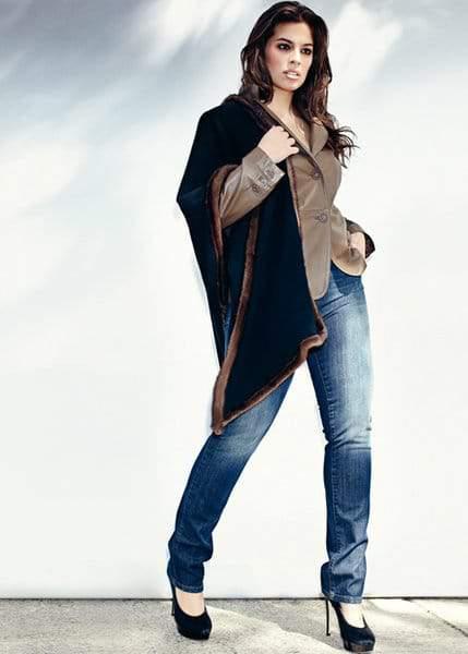 Marina Rinaldi Denim Fall 2012