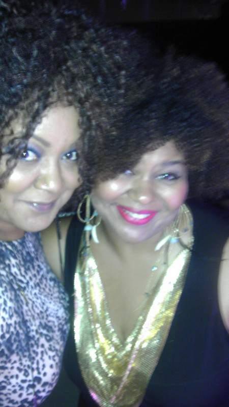 The Curvy Fashionista and Afrobella