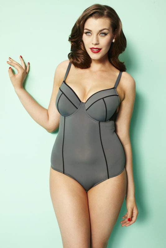 8e5f691c95f34 Gok Wan Delivers Sexy Plus Size Lingerie in a New Simply Be ...
