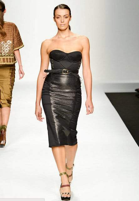 Elena Miro Spring 2013 For.Me Collection