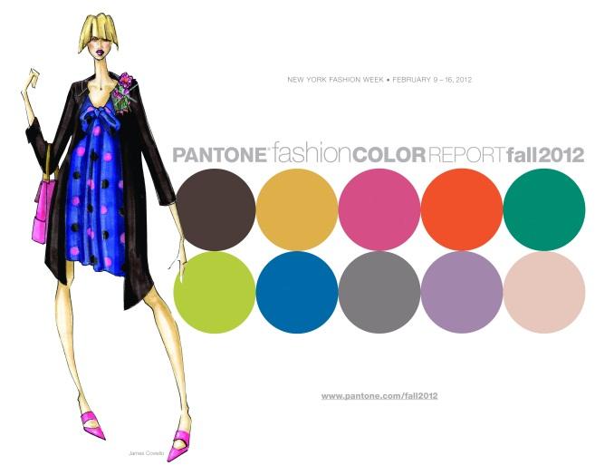 Pantene Fall 2012 Colors