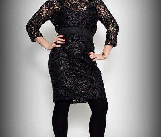 Fall 2012 Trends: 10 Lust Worthy Plus Size Lace Finds for Fall