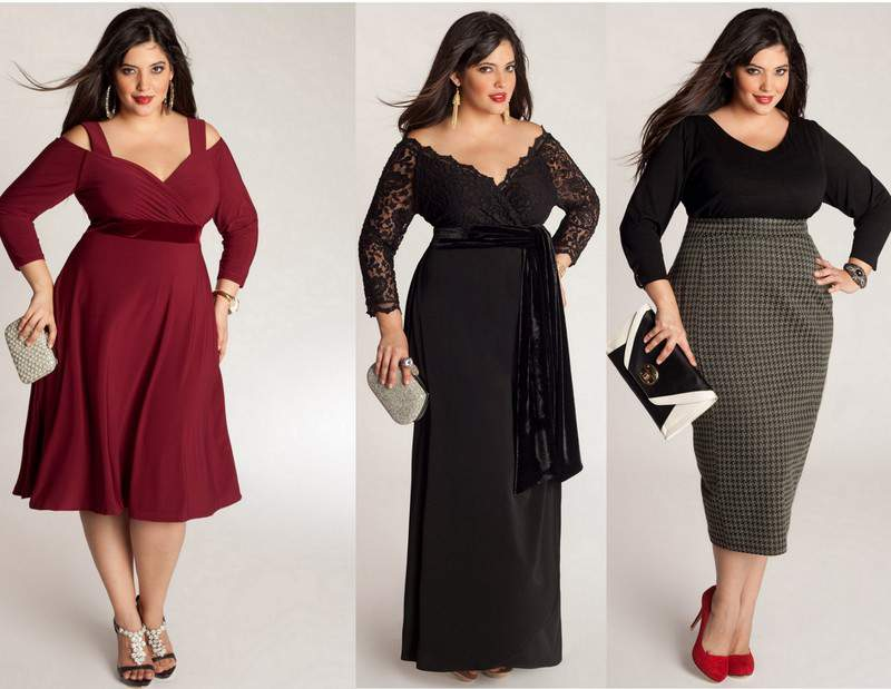 Beyond a 3X, Fashions for the Plus Size Woman