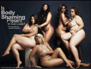 Plus Model Magazine Loving Your Body Issue