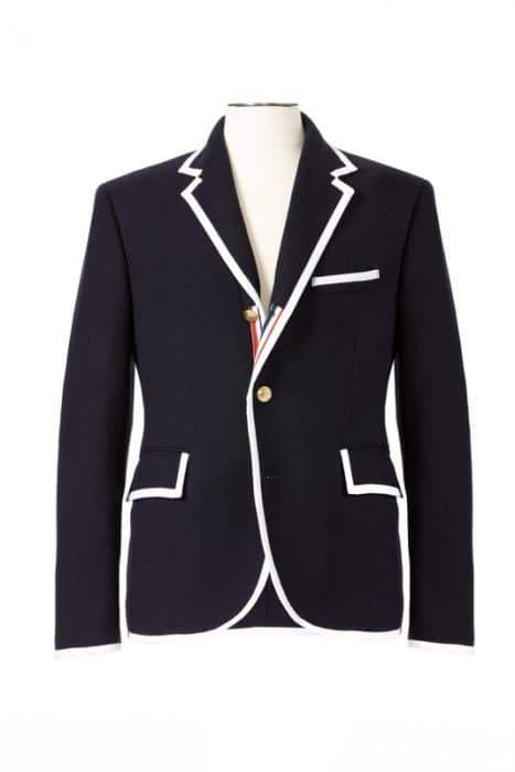 Thom Browne for Target + Neiman Marcus Holiday Collection - Men's Blazer