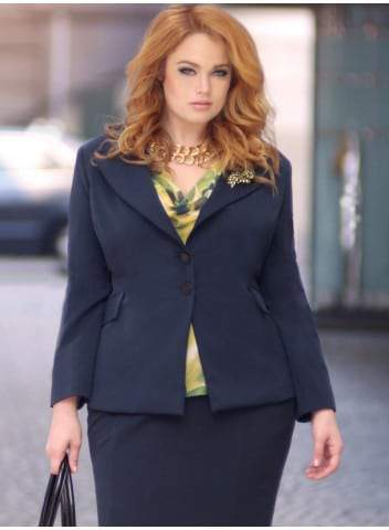 Wear to Work Chic- The Monroe Suit by Igigi