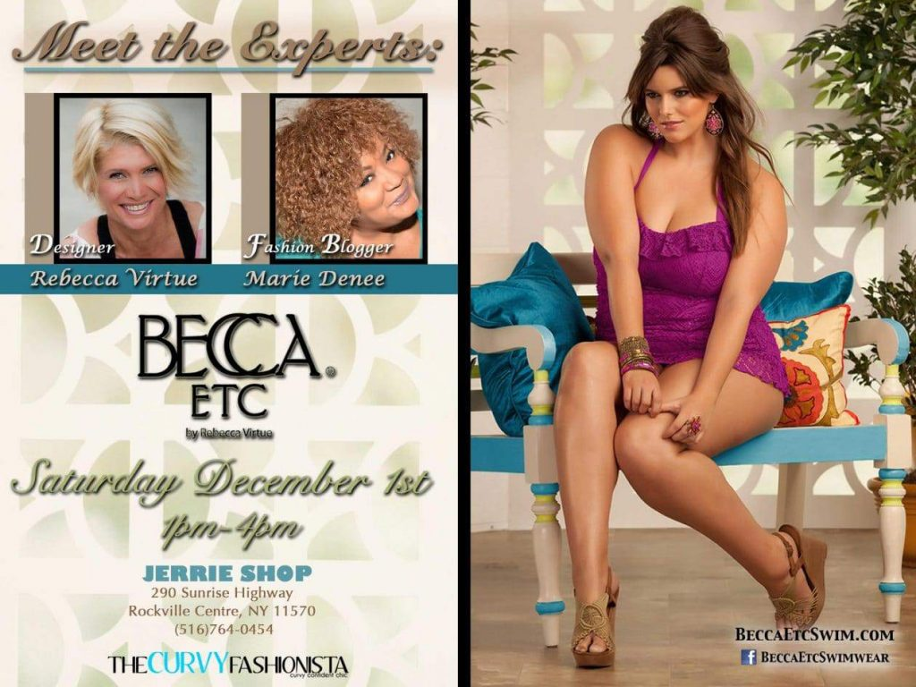 Becca ETC and The Curvy Fashionista