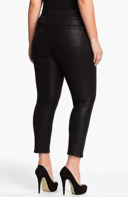 Gotta Have It: NYDJ Coated Ankle Zip Pants