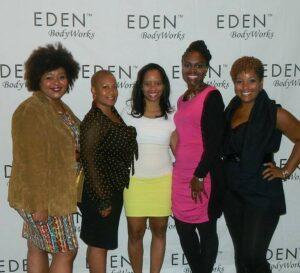 Brunch in LA with EDEN Bodyworks