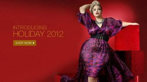 Monif C Plus Sizes Holiday 2012 Collection
