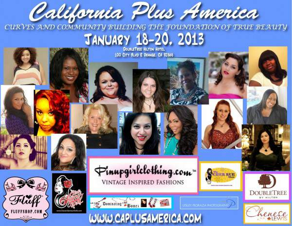 California Plus America Pageant