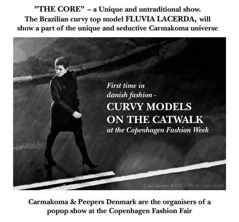 CarmaKoma Presents at Copenhagen Fashion Week x The Latest Look Book