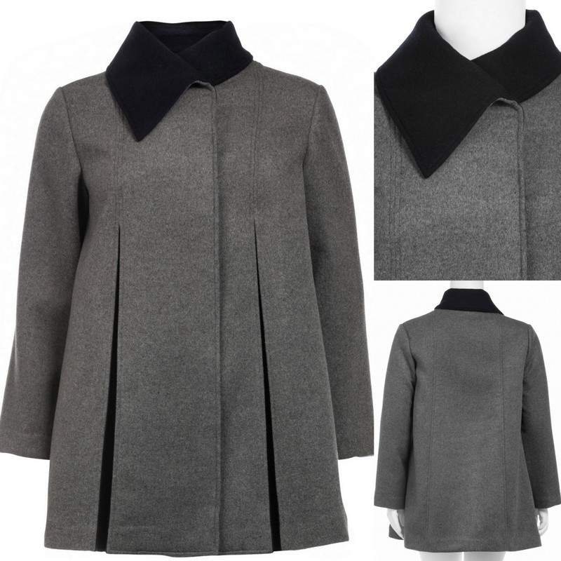Manon Baptise Plus Size A line Jacket