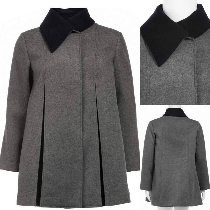 Manon Baptise Plus Size A line Jacket