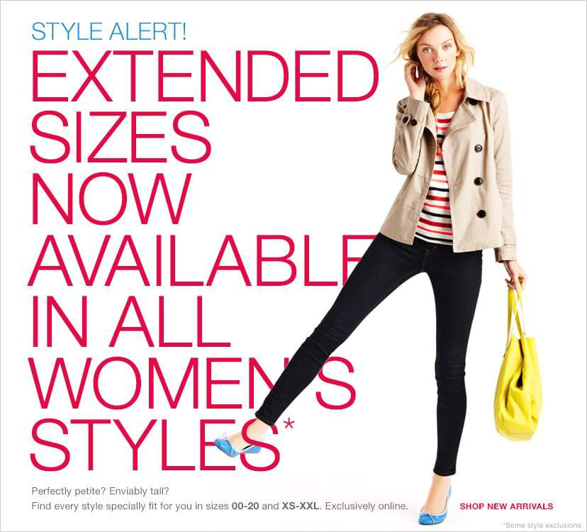 99267e21651 GAP Plus Size and Extended Sizing in Women s Apparel
