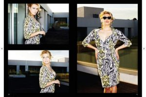 French Plus Size Designer Jean Marc Phillipe Spring 2013 Look Book