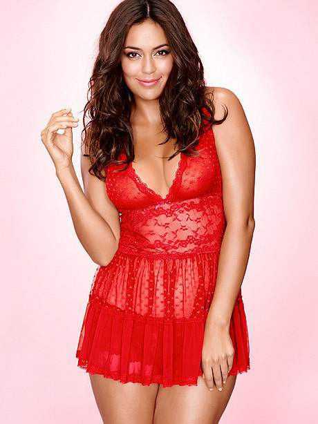 Gotta Have It: Only Hearts BabyDoll from Frederick's of Hollywood