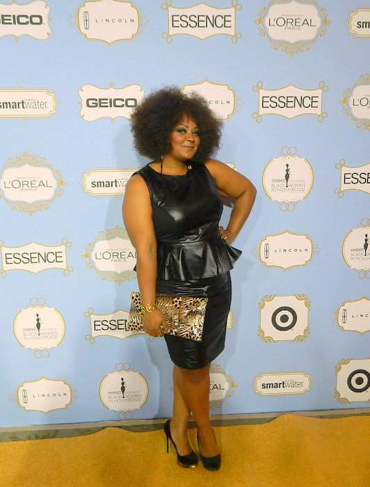My Style: Empowered and Beyond at the Essence Black Women in Hollywood Luncheon