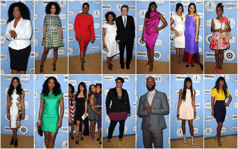 Essnece Black WOmen In Hollywood Luncheon Arrivals