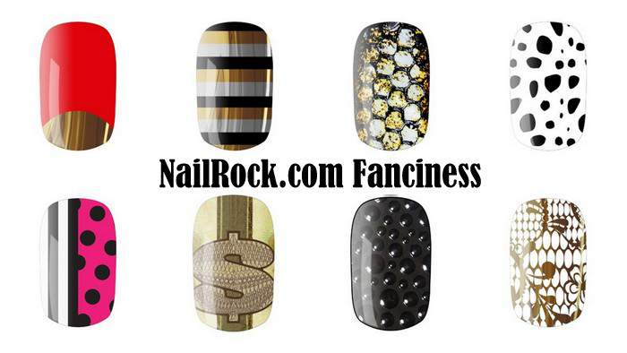 My Favorite Nail Polish Stickers