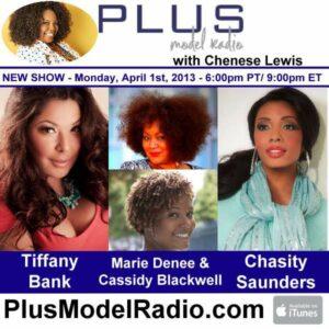 Plus Model Radio April 1st