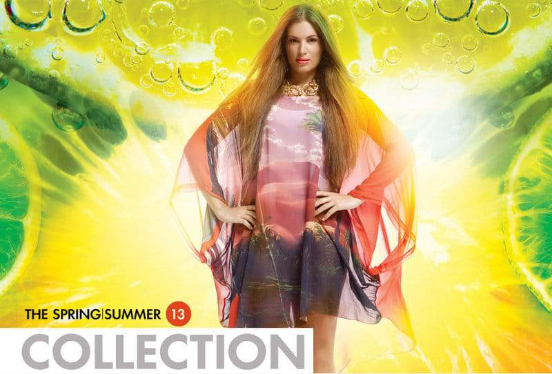 Greek Plus Size Fashion with MAT Fashion: Spring/Summer 2013 Look Book