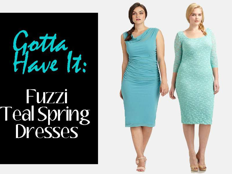 Gotta Have It: Pastel Teals with Fuzzi