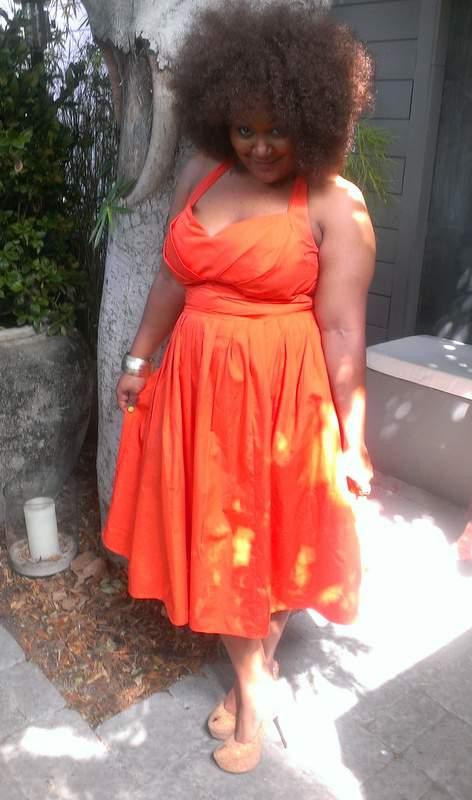 eShakti Plus Size Dress Review