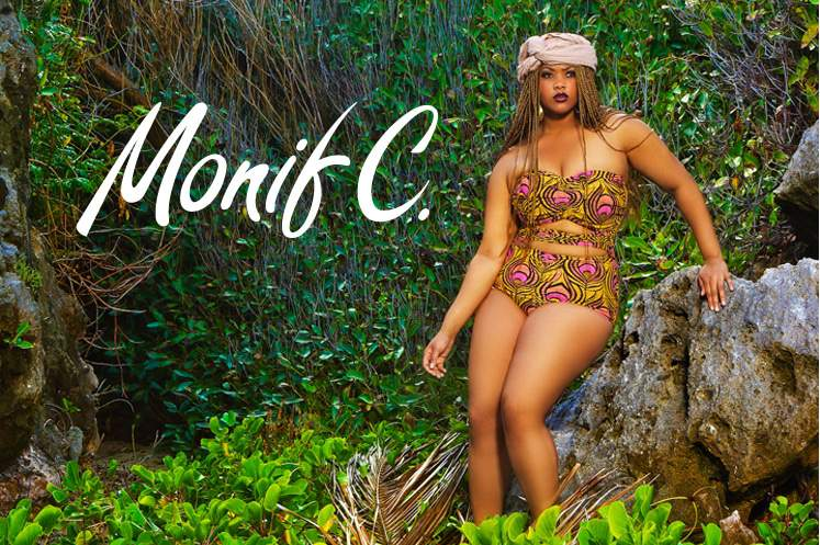 Monif C Swim Look Book: Island Gypsy Collection
