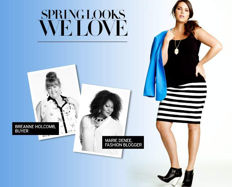 The Curvy Fashionista and Nordstrom Plus Size Spring Guide