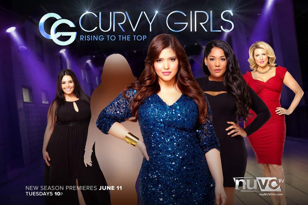 Curvy Girls On NUVO TV