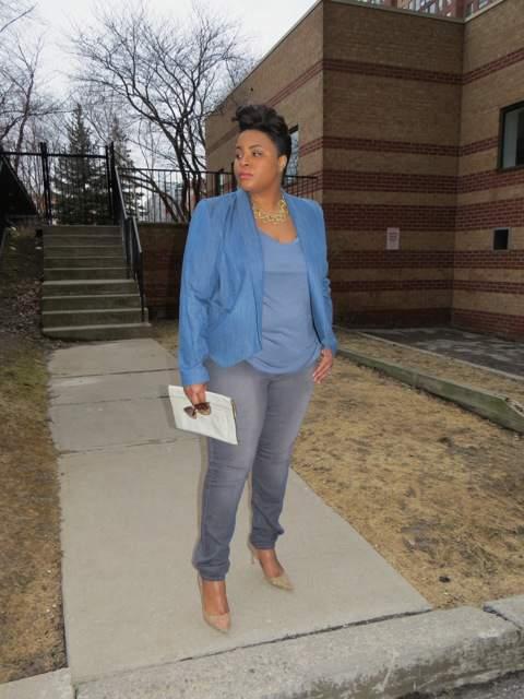 Demin 1 -Aisha Plus Size Canadian Blogger
