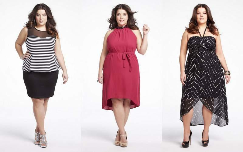 Addition Elle Plus Size dresses